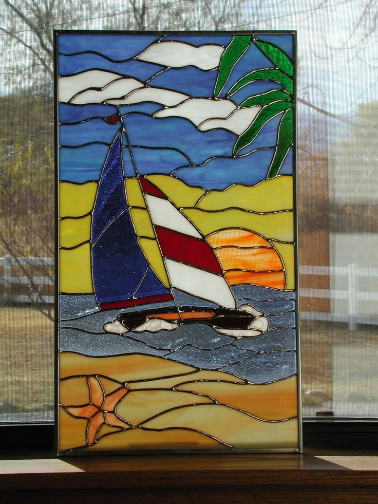 23 Best Images About Rv Windows In Stained Glass On