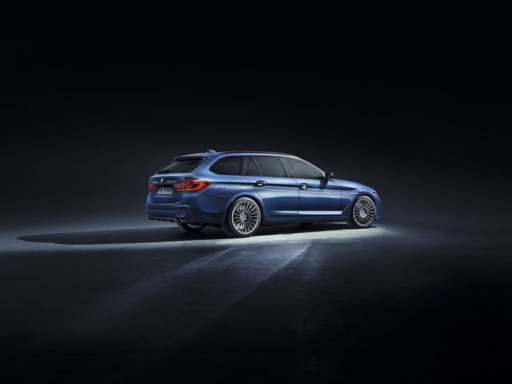 Autocar drives the ALPINA B5 Touring - http://www.bmwblog.com/2017/06/30/autocar-drives-alpina-b5-touring/