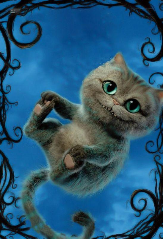 наши раскраски чеширский кот картинка вертикальная будет очень