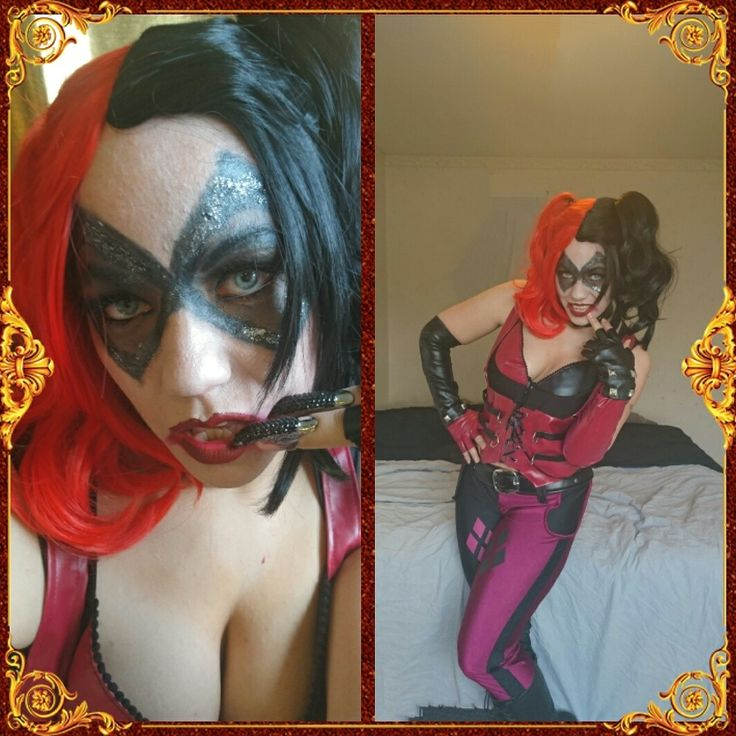 My arkham asylum Harley Quinn