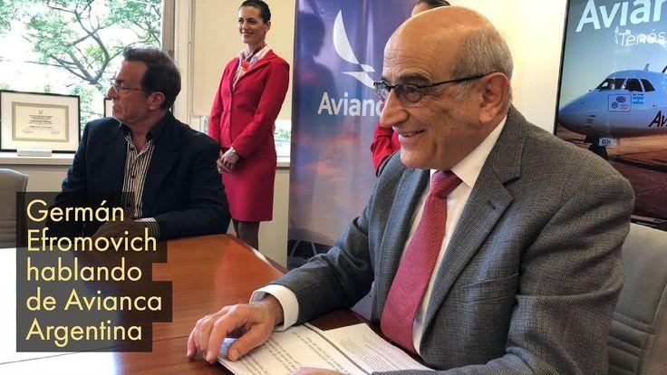 Lanzamiento de Avianca Argentina