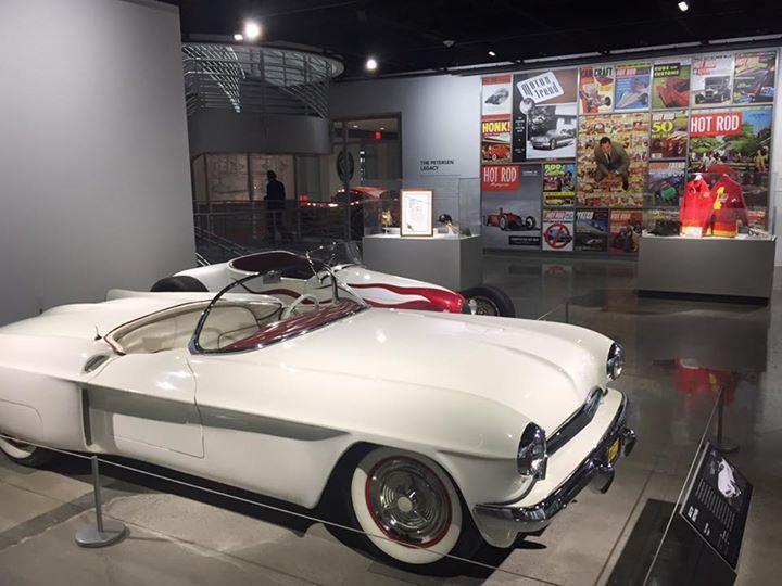 Peterson Automotive Museum - 07   What a night! #TimAllen, #SharonStone, #LisaKudrow, #RichardRawlings, #DUB, #Brembo, #PetersenMuseum, #TheDrive, #TheDrivewithAlanTaylor, #GalpinAutoSport, #BarrettJackson, #GasMonkeyGarage, #FastNLoud, #ClassicCars, #Motorland   ~ Alan Taylor via Facebook ift.tt/1IxcAjD