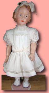 Porcelain Dolls for Sale - Antique Reproduction Dolls - GERMAN DOLLS