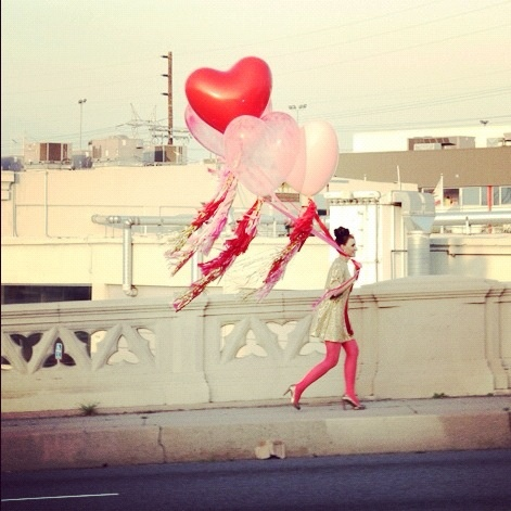 V-day prepPhotos, Valentine'S Day, Valentine Day, Geronimo Balloons, Happy, Valentine Parties, Tights, Pink, Heart Balloons