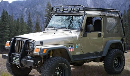 5 Ways To Make Your Jeep Wrangler Tj Better For Overland