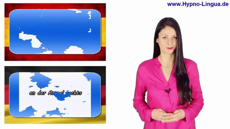 Spanisch lernen für Anfänger-Lektion Wegbeschreibung Tei…