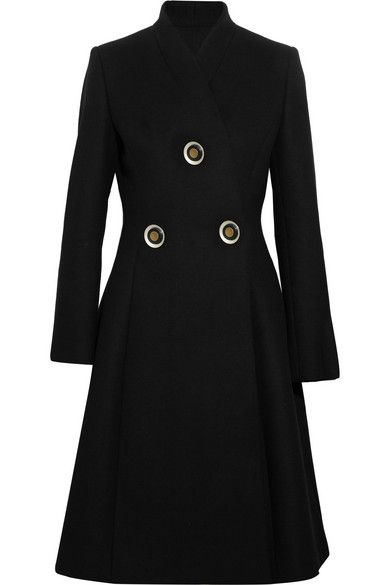Stella McCartney | Penrose wool-blend felt coat | NET-A-PORTER.COM