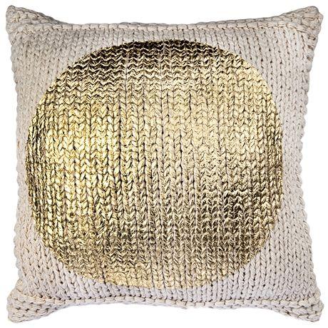 Gilt Limited Edition Cushion 50x50cm $49.95 #freedomaw15 #freedomaustralia