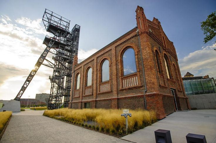 Nowe #Muzeum #Slaskie staje się symbolem Śląska #rewitalizacja