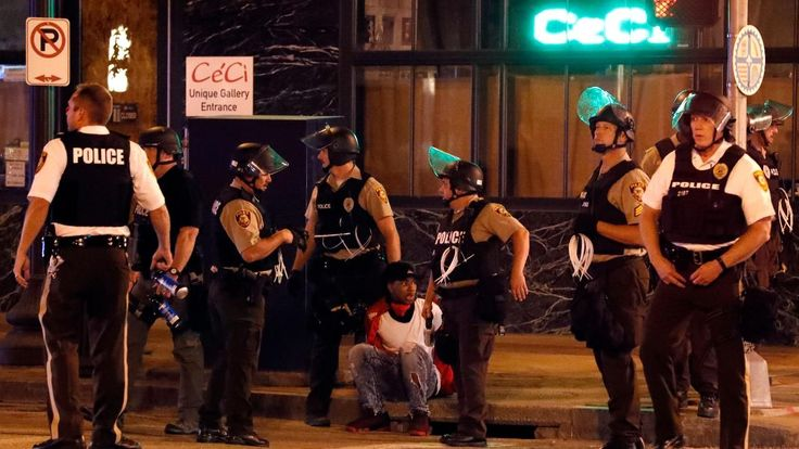 FOX NEWS: Bill would limit St. Louis police use of pepper spray tear gas at protests