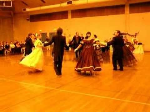 Waltz Cotillion (Academy of Danse Libre, 2006-12-08)