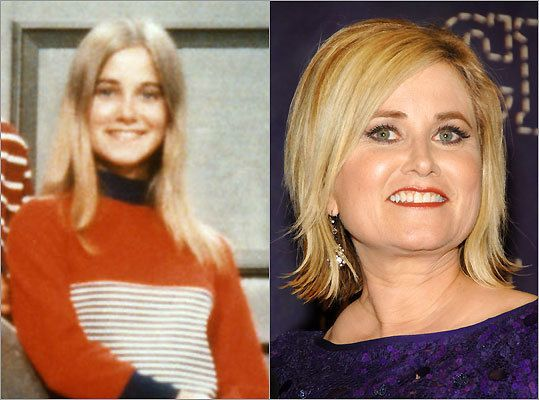 """Maureen McCormick Marcia Brady  McCormick, who played eldest Brady daughter Marcia, has continued acting since the show, though no role has stuck to her like Marcia Brady. She has had minor roles in several television series, including in """"The Outsider's Inn"""" (2008) and in the daytime soap opera """"Passions"""" (2000). In 2007, she resolved to lose weight on VH1's """"Celebrity Fit Club."""" She released a memoir in 2008 titled """"Here's the Story: Surviving Marcia Brady and Finding My True Voice.""""…"""