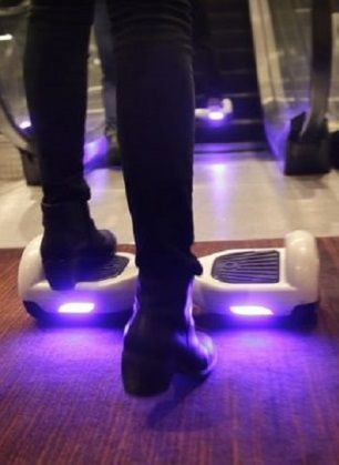 Mini Segway That Fits In Your Hand Luggage / TechNews24h.com