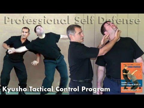 DVD Kyusho Tactical Control Program Module-1. Evan Pantazi