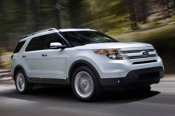 2015 Ford Explorer Redesign