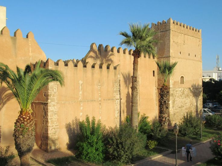 Borj Annar is in the easternmost bastion of the wall which runs right around the old medina of Sfax, Tunisia.