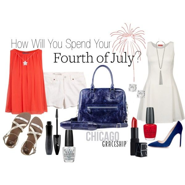 4th of july club outfit