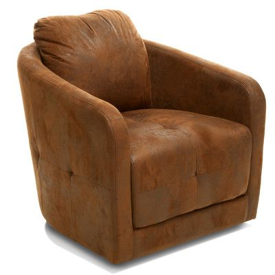 Home Loft Concept Concordia Swivel Arm Chair