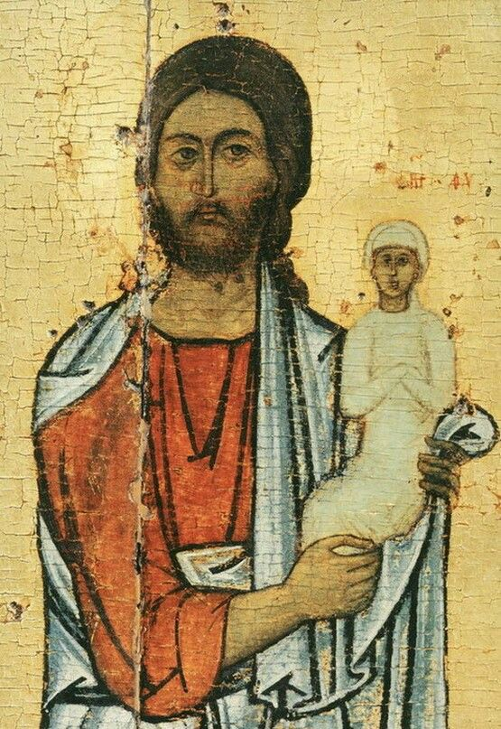 УСПЕНИЕ БОГОМАТЕРИ  нач. XIII века  Новгород