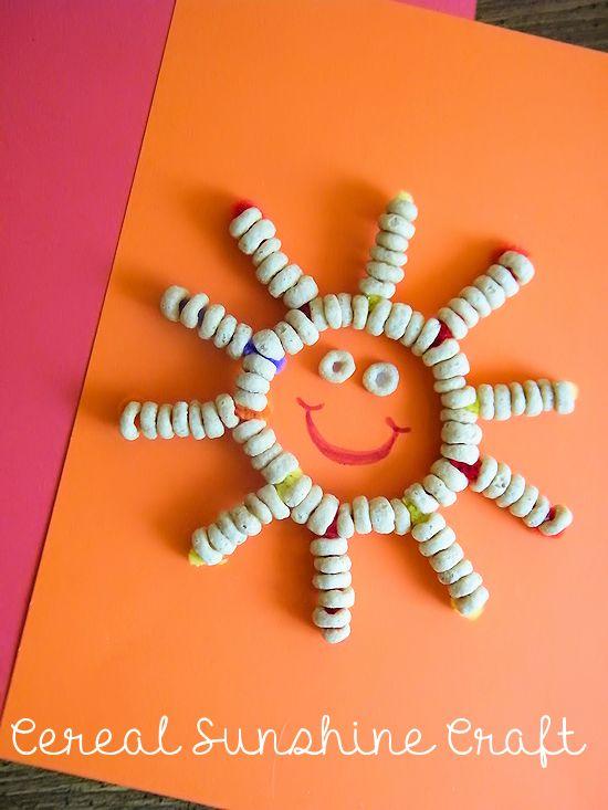 Sunshine Craft Ideas