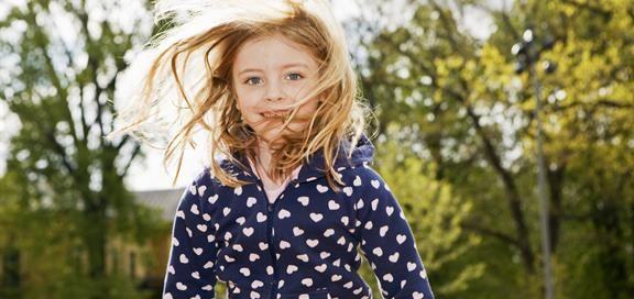 Aktivitet er viktig for barn