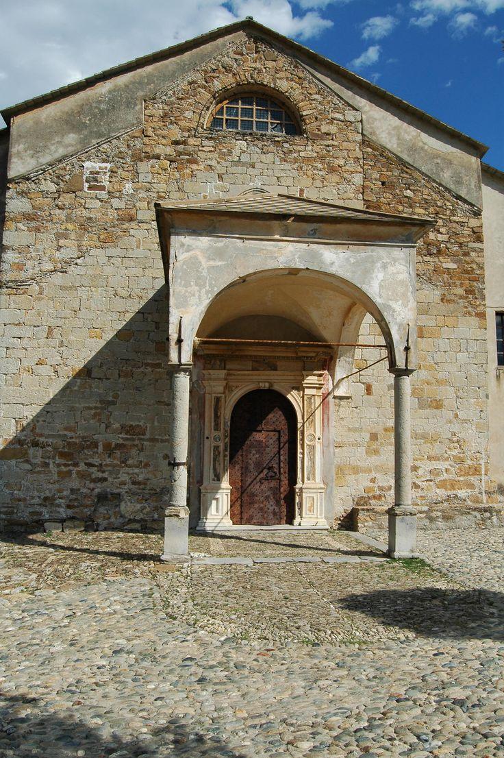 Lingueglietta, Frazione di Cipressa (IM), Chiesa Parrocchiale della Natività di Maria Vergine