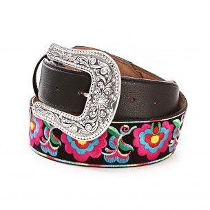 Justin Rose Bonita Belts