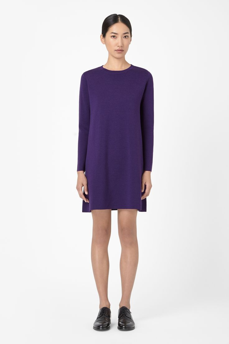 milano-knit dress
