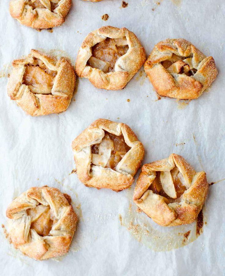 Rosemary Apple Hand Tarts Recipe