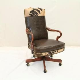 rustic home office | ... Office Chair|Rustic Office Chair|Made in the USA|Anteks Home
