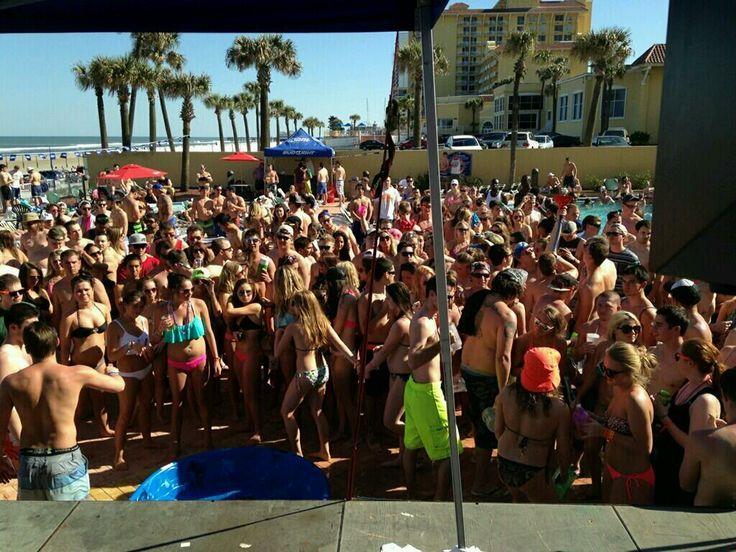 Daytona Beach College Spring Break The Best Beaches In World