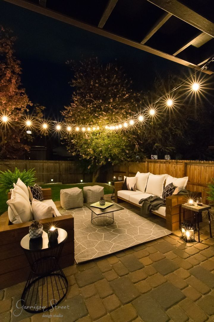 45 Superb Backyard Patio Design Ideas