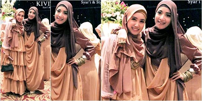 Hijab to Wedding Reception