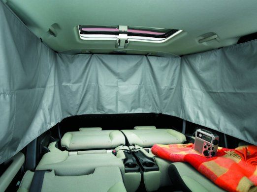 honda genuine factory interior privacy curtain 08r13 scv 101 2003 2011 element. Black Bedroom Furniture Sets. Home Design Ideas