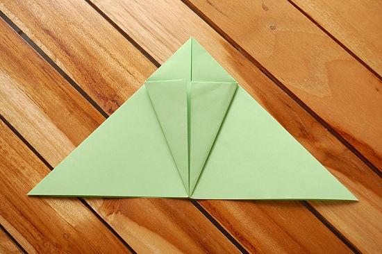 Como hacer una rana de papel en origami