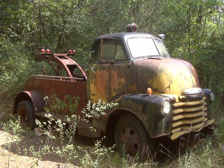 1949 Chevrolet Wrecker