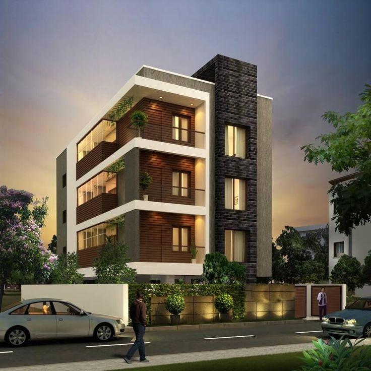 Flat In Kotturpuram   3 BHK Apartments In A Posh Area Of The City! SOLD.