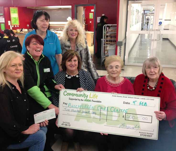 #BirchGreen #CareHome has now been presented with the £200 won following a #competition run by local supermarket #Asda.  Asda agreed to support Birch Green by offering shoppers the chance to #donate shopping tokens.  A number of local organisations were given the chance for shoppers to contribute, with the #winner – the one with the most tokens – scooping the cash #donation which will go into the care home's #residents' fund.