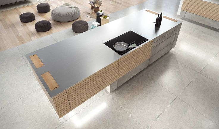 Woodlineone + Forum Stucco superhell II zeyko Küchen Küchen - zeyko küchen preise