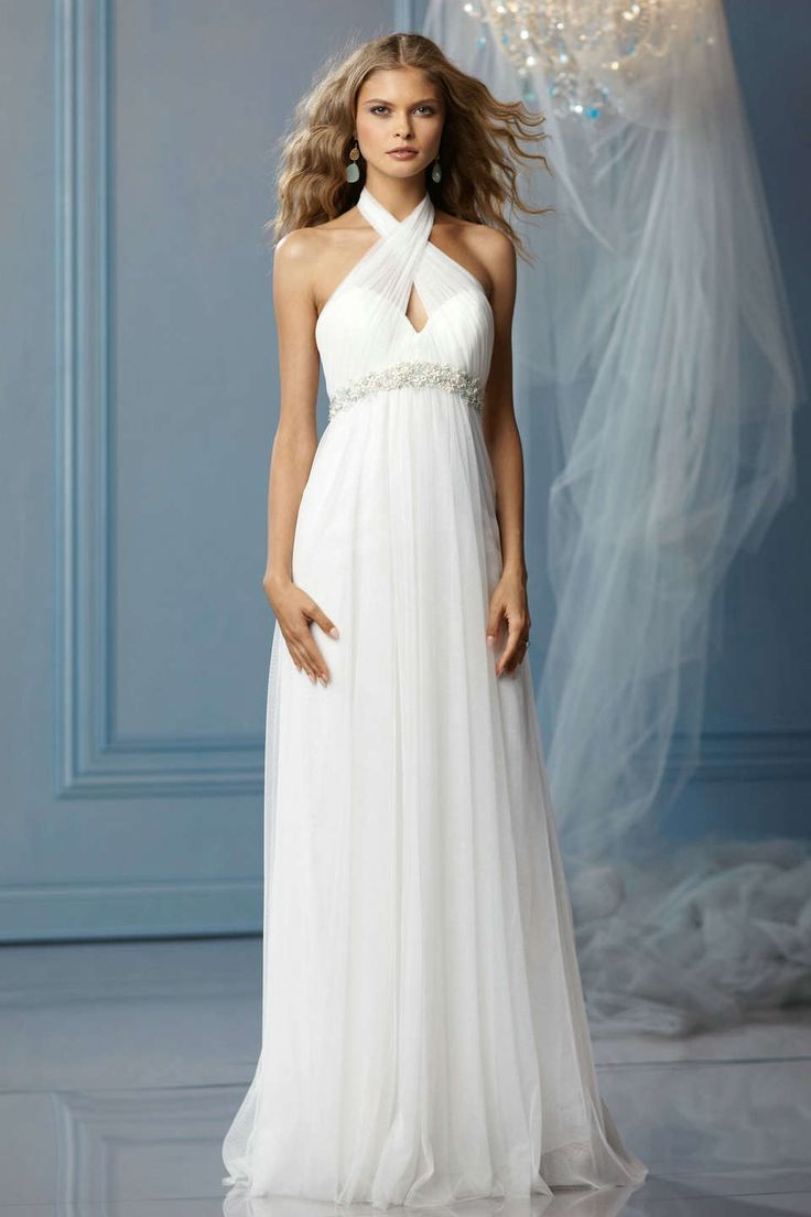 16 best Elegant and Modern Empire Wedding Dresses Ideas images on ...