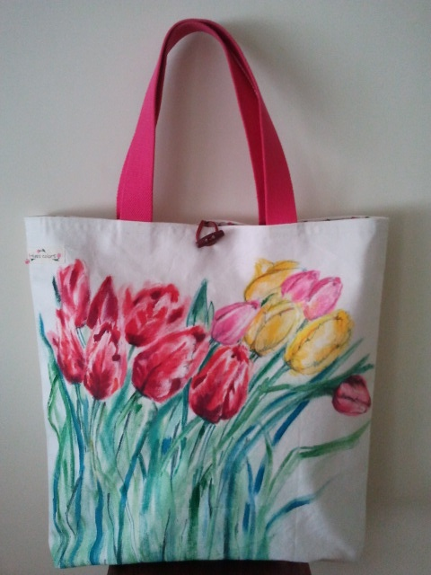 Best 25+ Painted canvas bags ideas on Pinterest | Canvas ...
