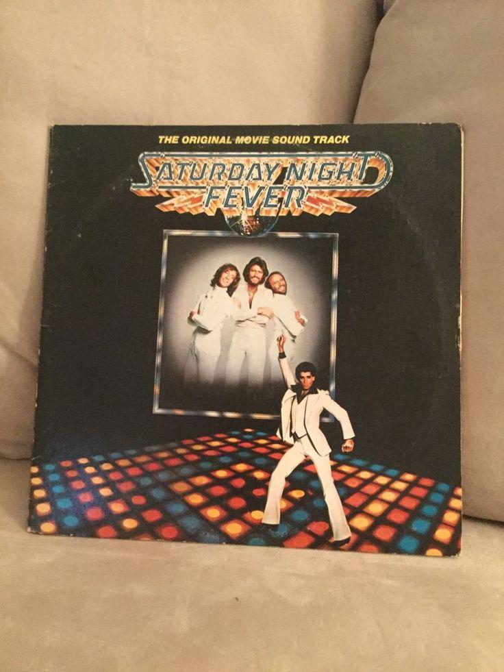 Saturday Night Fever Soundtrack Record