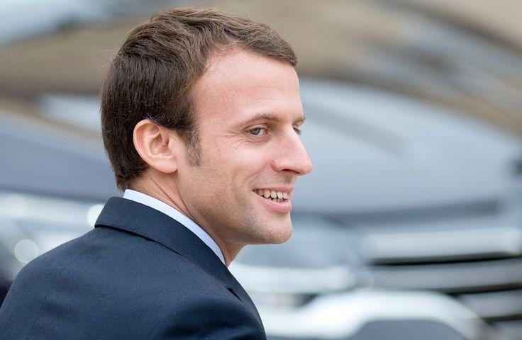 Emmanuel Macron le 14 octobre 2015.