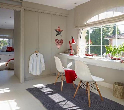 Coton et Bois. decoración e interiorismo. Dormitorio juvenil