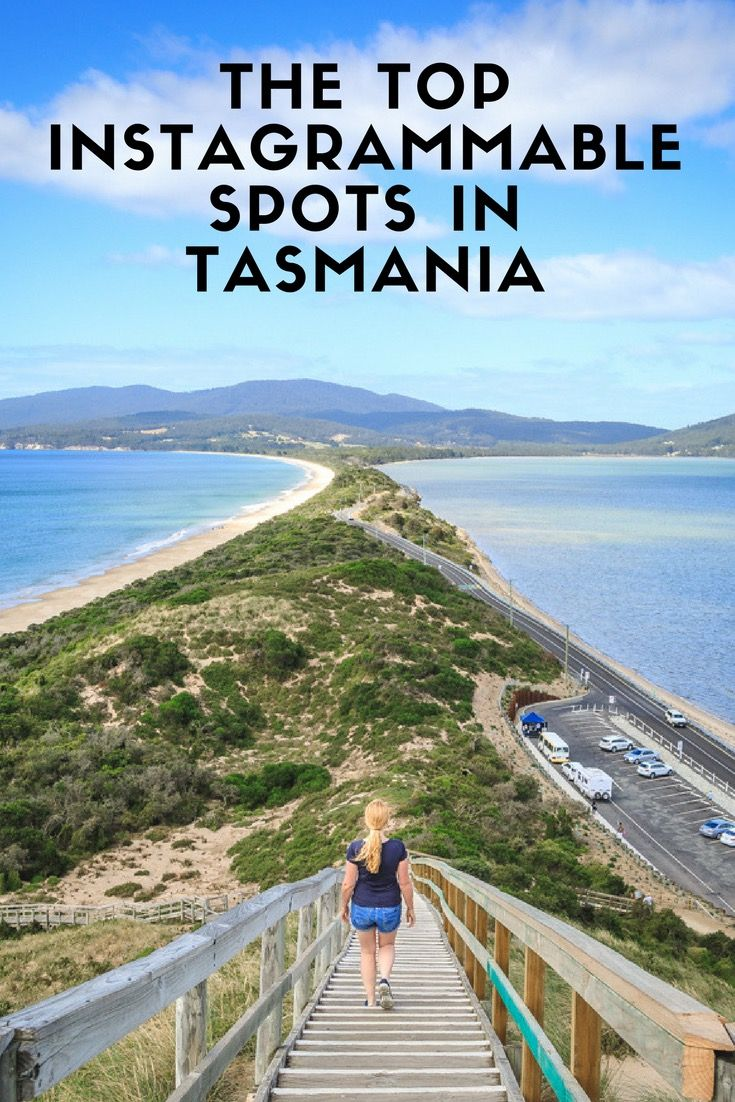 If you're looking for some epic photography locations in Tasmania, check out our guide to Tasmania's most instagrammable spots.