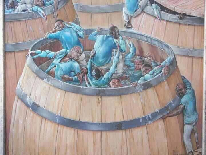 crab in a bucket | Crabs in a Bucket – A Reality – Or is it All in Your Head?