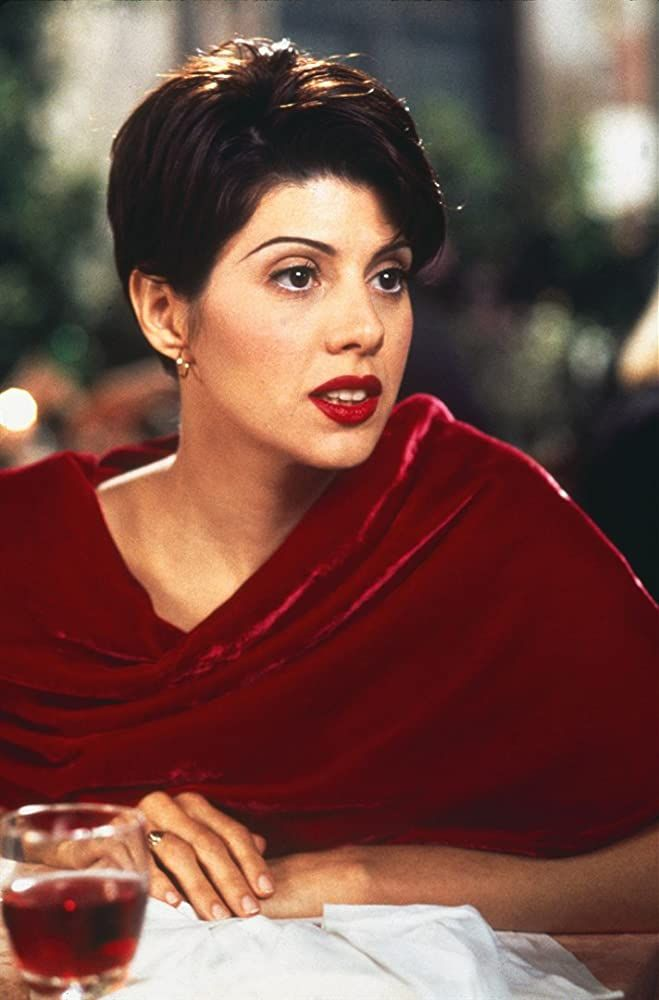 Only You 1994 Marissa Tomei Marisa Short Hair Styles