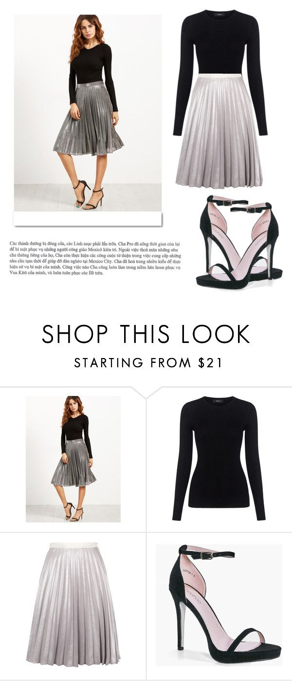 """""""lady style :)"""" by esma-373 ❤ liked on Polyvore featuring White Label, Theory, Antipodium and Boohoo"""
