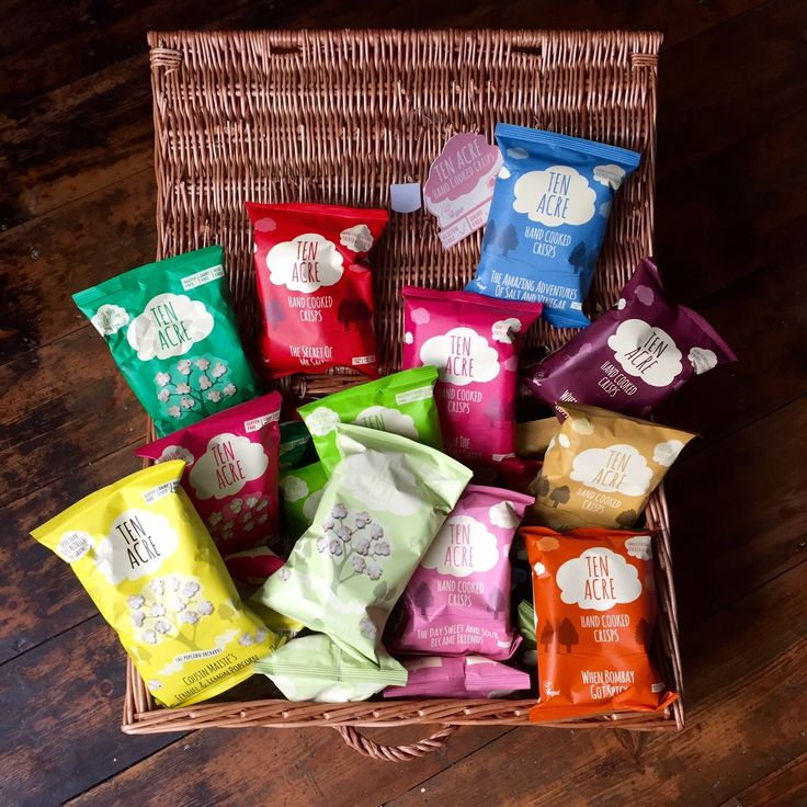Win a hamper of 10 Acre Popcorn and Crisps (Vegan + Gluten-Free) on @KateHax | Ends August 30th