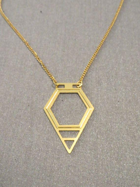 SUPER necklace - Golden collection